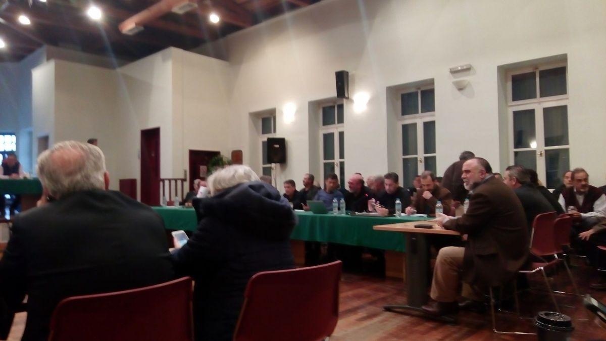 Η μειοψηφία «έσυρε» τη δημοτική αρχή σε απόφαση για κήρυξη όλου του δήμου σε κατάσταση έκτακτης ανάγκης
