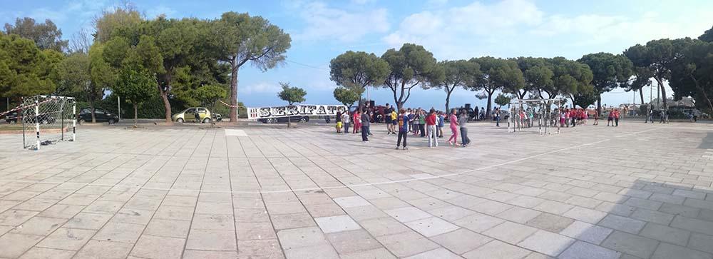 Με επιτυχία η γιορτή του street handball στο Αίγιο