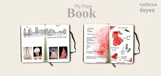 My free Book