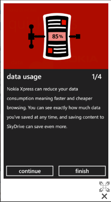 Nokia Xpress lumia