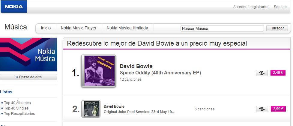 Nokia_Musica_David Bowie