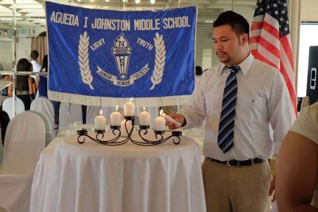 2016 NJHS Induction Ceremony