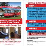 Getting Guam Healthy! Mobile Care Clinic