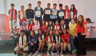 Kids From Chuuk (KFC) perform at AIJMS!