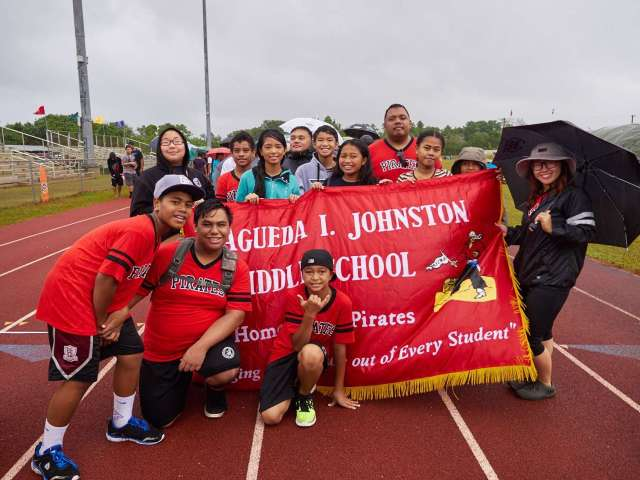 AIJMS participates in the 41st Special Olympics