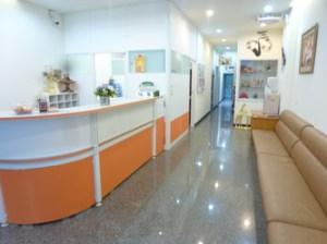 愛康候診室