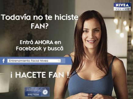 Lucha Aymar nos pide que busquemos en Facebook