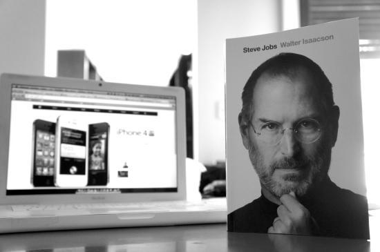 Walter Isaacson - Steve Jobs bio