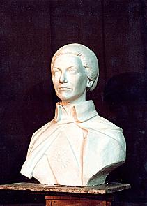 Busto de María Estela Martínez de Perón