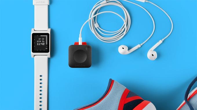 El Pebble Core incorpora GPS, 3G, y sincronización con Spotify