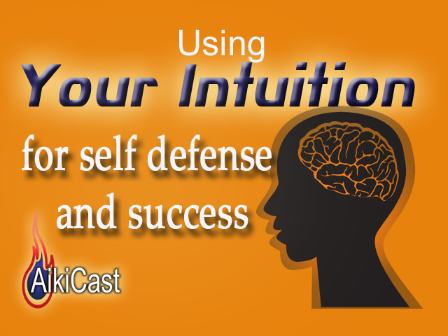 intuition for self defense and success