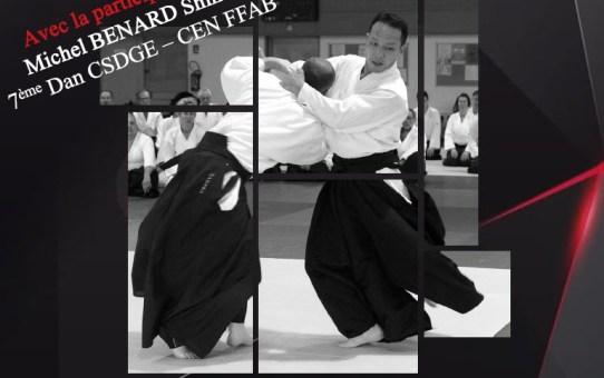 ligue centre FFAB : Stage International Ejui Katsurada