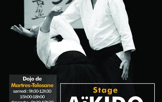 Stage à Martres-Tolosane 12-13 Mai 2018