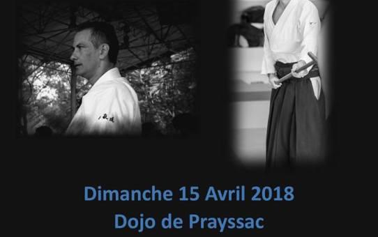 Stage à Prayssac - 15 Avril 2018