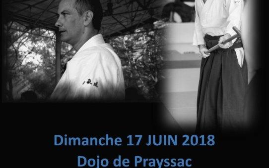 Stage Prayssac - 17 juin 2018