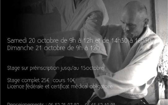 20 & 21 Octobre 2018 - Stage Jean-Luc BERGONIER 5° dan - Lapanouse-de-Cernon (12)