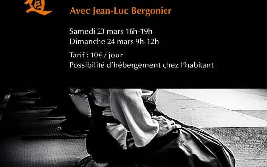 23 & 24 mars 2019 Stage avec Jean-Luc Bergonier à Saint-Gaudens