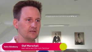 Olaf Marshall Sensei im Interview mit a.TV