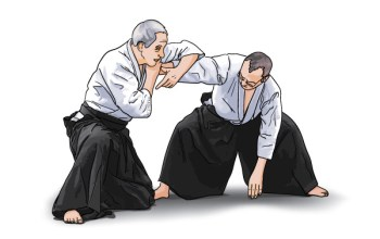 Aikido-Lehrgang mit Winfried Wagner 8. Dan vom 17.11. – 18.11.2018