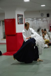 Aikido Beograd Seminar Pascal  14