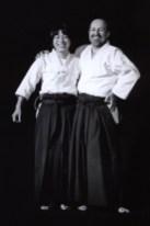 Okamoto Yoko Sensei et Didier Boyet - Seattle 1998
