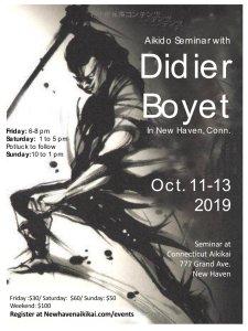 [:fr]Stage - Vendredi 11 octobre '19 – New Haven, Connecticut[:en]Seminar - October Friday 11th '19 – New Haven, Connecticut[:] @ Building 5 at Erector Square,