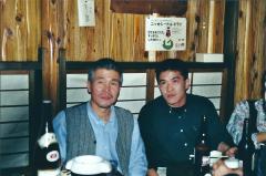 Miyamoto Sensei, Namba Sensei, 10 novembre 2000