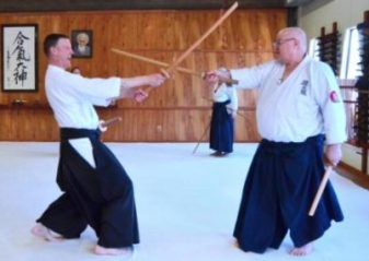 Aiki Ken - Nito - Two Sword - George Ledyard
