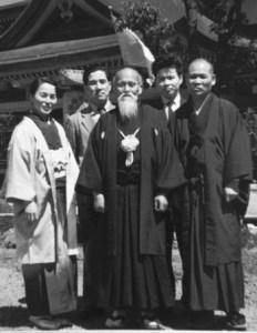 Inoue y Morihei