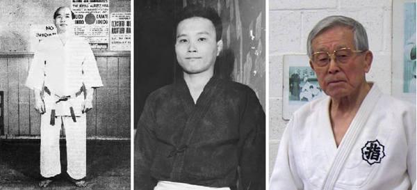 Kenshiro Abbe, Tadashi Abe e Ichiro Abe
