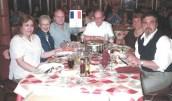 Mr. André Gonze et Mme. Nicole Gonze reencuentro en Chile 2003