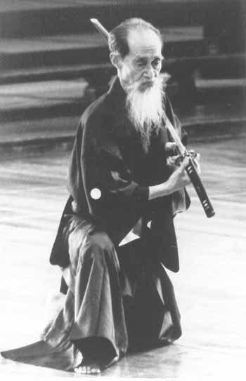 Yoshio Sugino Sensei