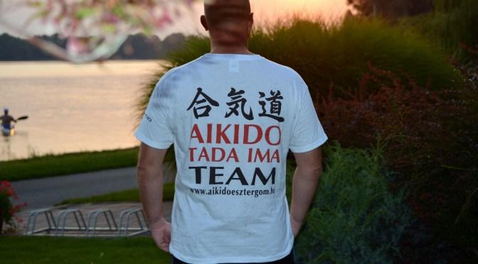 MKDE nyári aikido tábor – Tata, 2015.