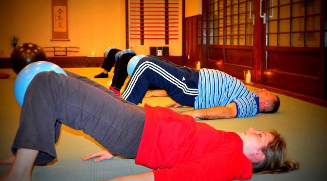 Gerinctorna és stretching
