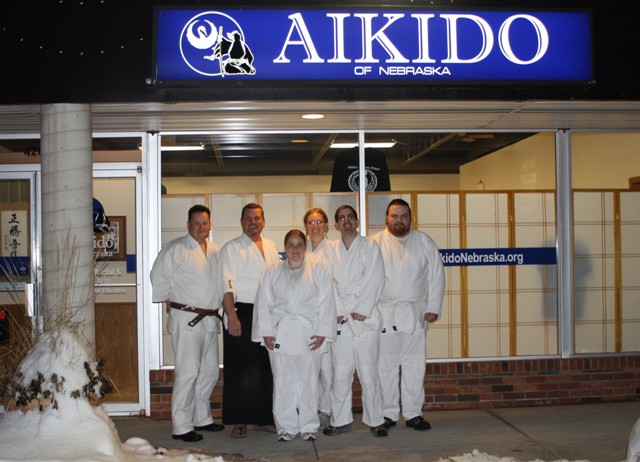 New Years Eve at the Dojo