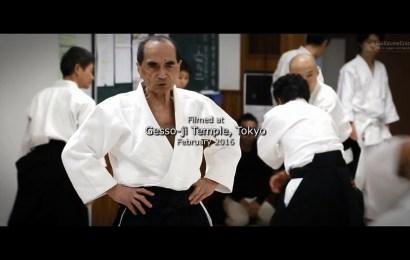 [자막] 타다 히로시 아이키도 9단 인터뷰 Part 1/3