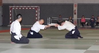 Hayato Osawa Shihan - Madrid - 2014 - Entrega 6ºDan Aikikai Roberto Sánchez.JPG