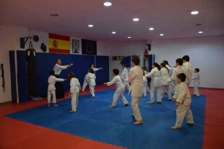 20160210 clase Aikido Kids (infantil y juvenil) Aikido Aikikai San Vicente - Alicante - DSC_0077