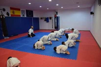 20160210 clase Aikido Kids (infantil y juvenil) Aikido Aikikai San Vicente - Alicante - DSC_0237