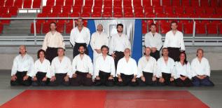 2016 Curso Nacional Aikido Aikikai - José María Martínez Zufia - Alicante