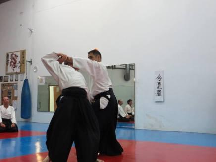 Curso Aikido AETAIKI Aikikai Alcoy Alicante - David Sánchez y Ángel L.Martínez - Comisión de Enseñanza AETAIKI - 0034