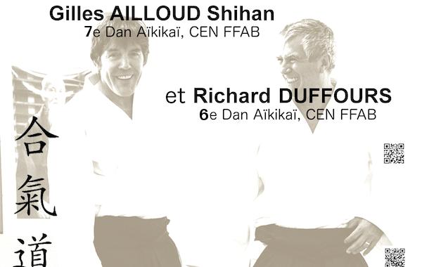 Présentation Gilles AILLOUD et Richard DUFFOURS