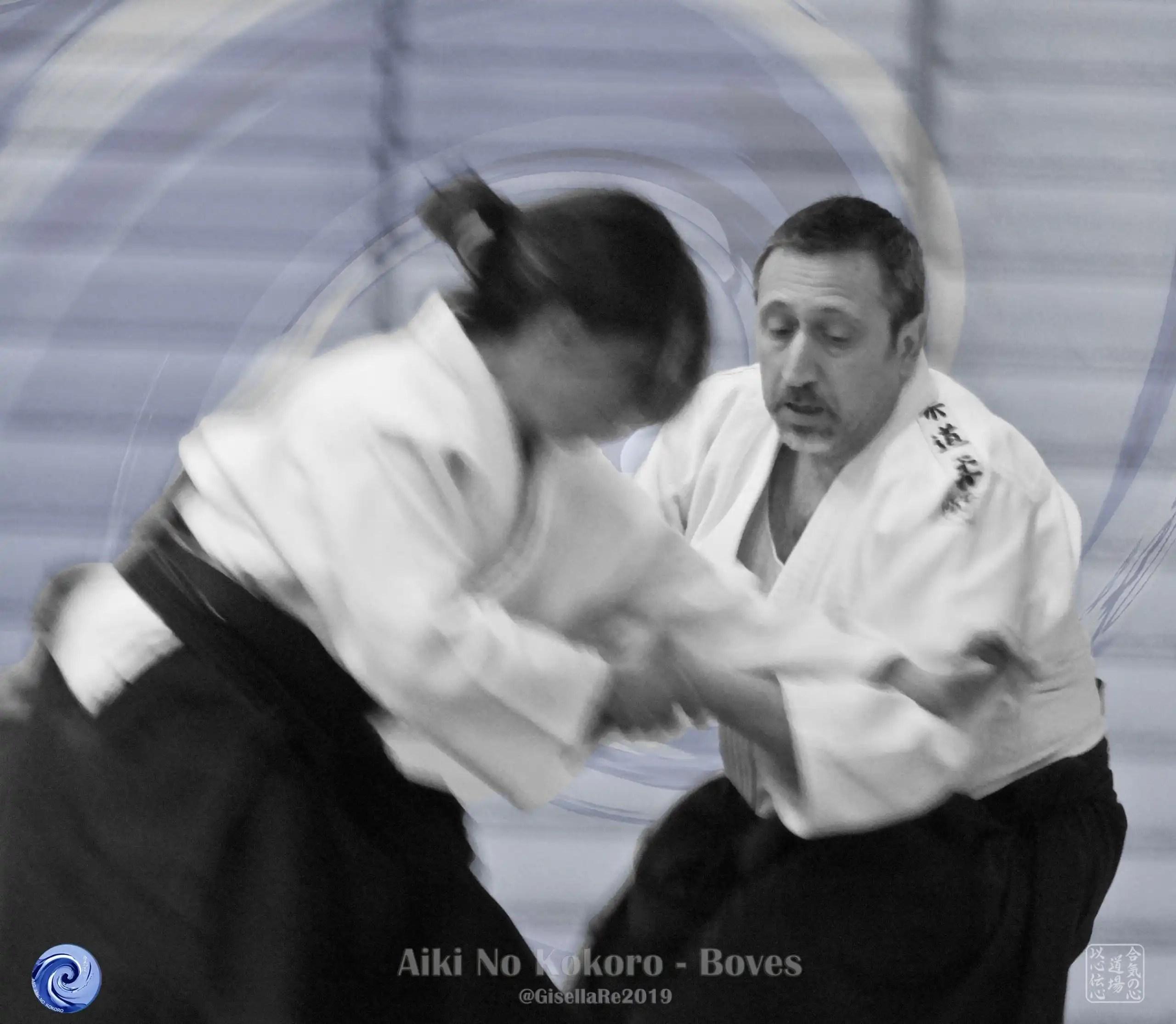 Jiyu waza, Aiki No Kokoro Boves, Scuola di AIkido Cuneo