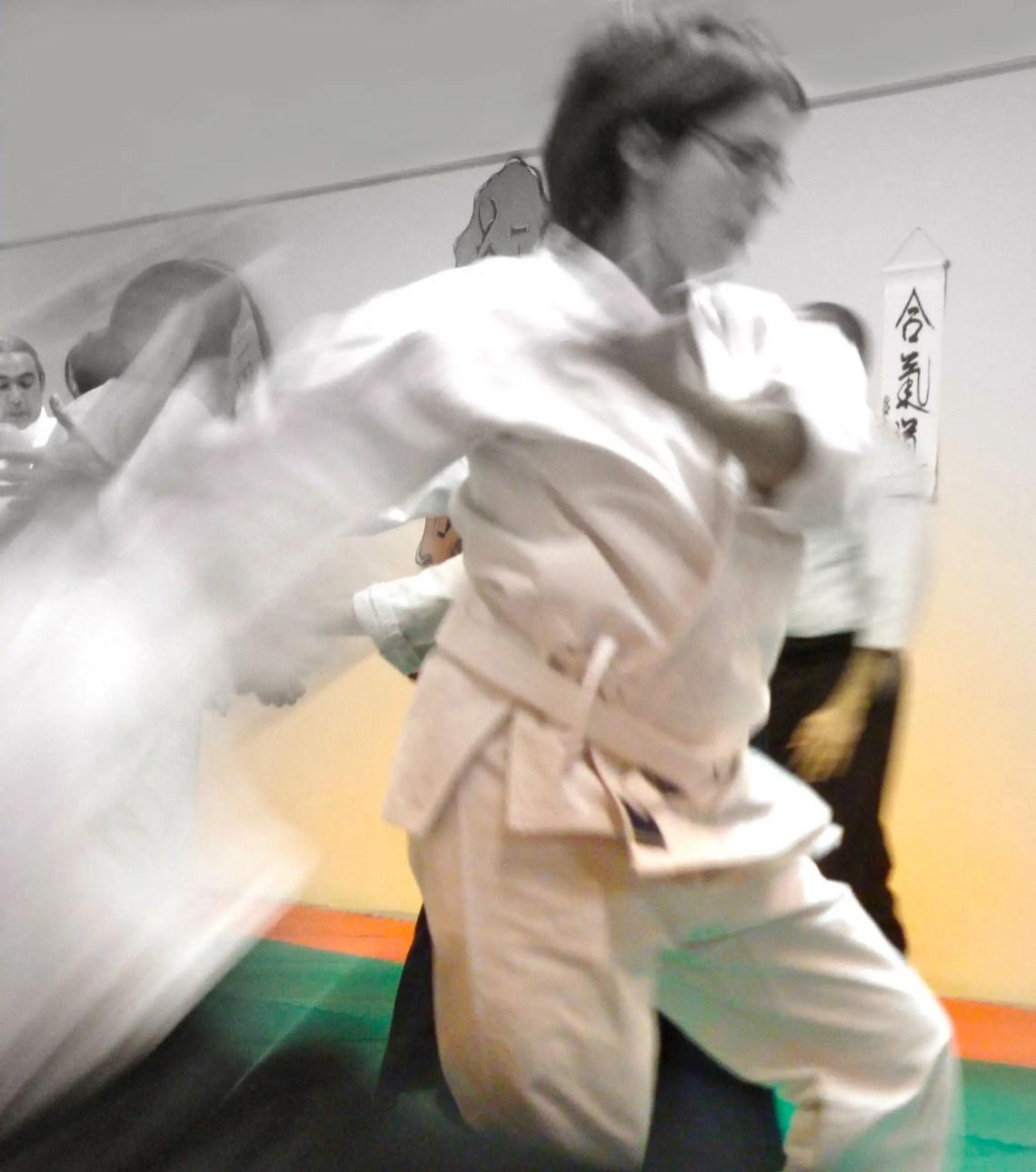 Aikido e maternità, Il bello dell'Aikido, Aiki No Kokoro Boves, Scuola di Aikido Cuneo