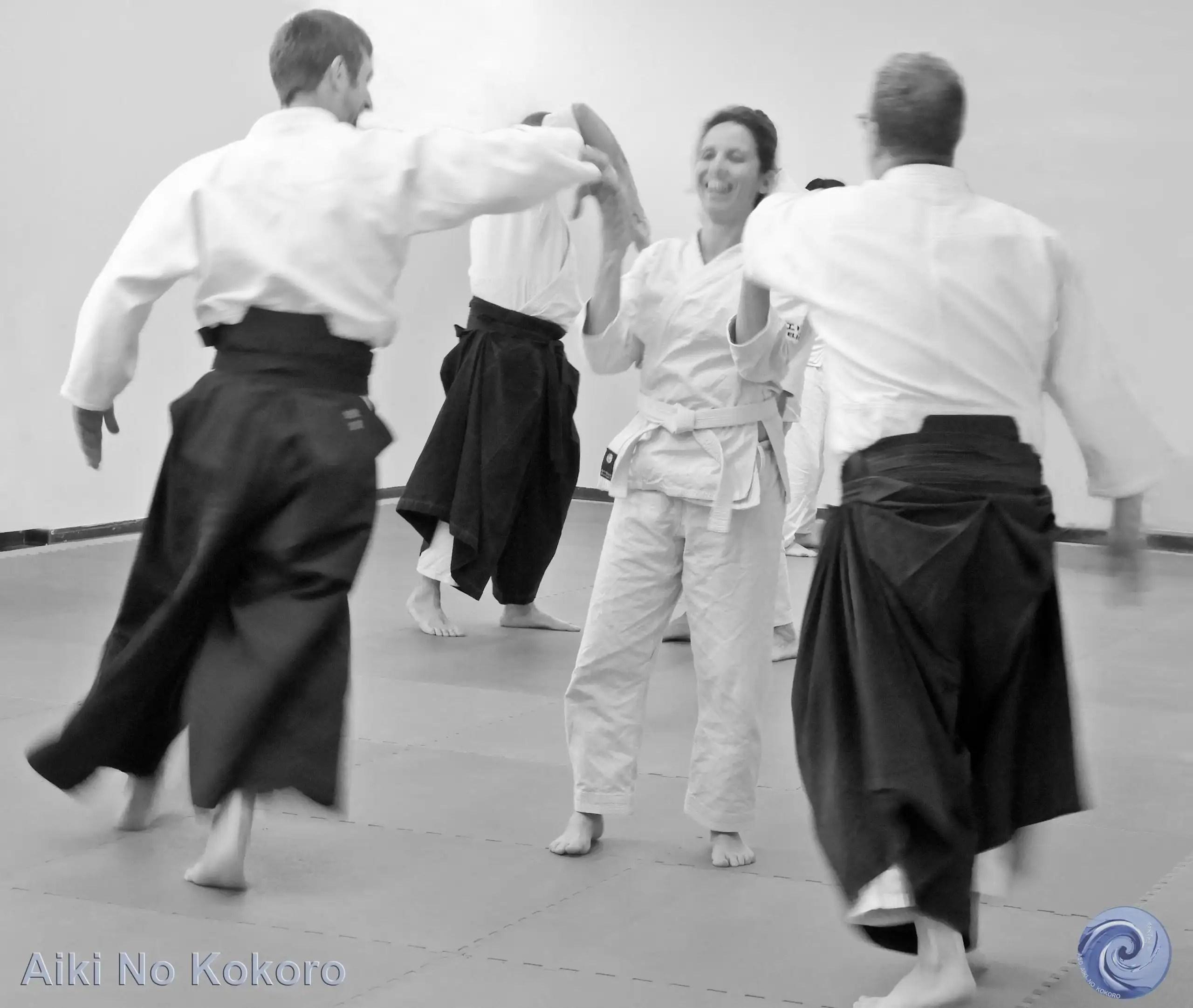 Aikido praticare con gioia, Aiki No Kokoro Boves, Scuola di Aikido Cuneo