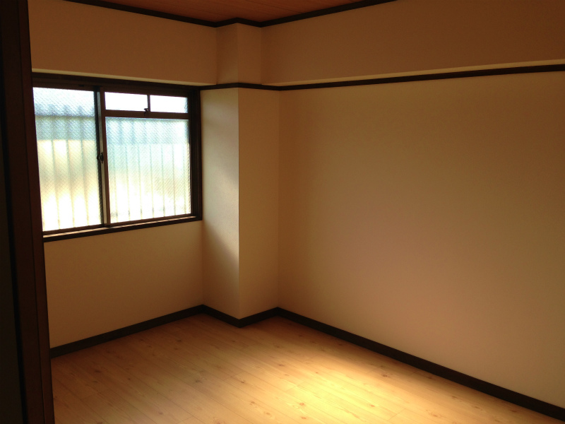 賃貸マンション 2DK 1階角部屋 猫飼育可 松山市福音寺町