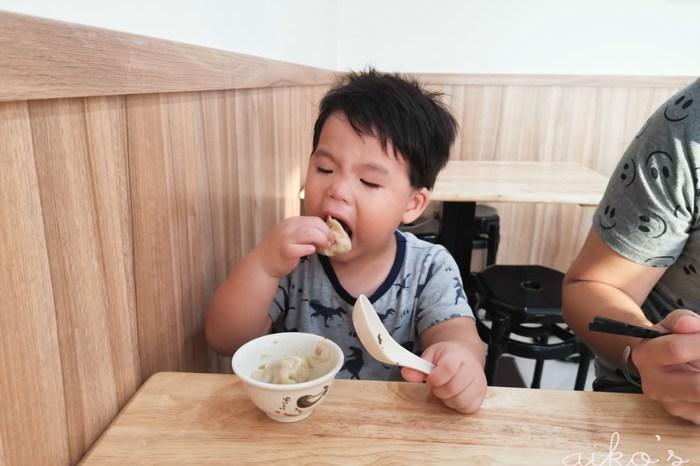 【桃園中壢】青埔美食推薦~傻水餃-水餃&鍋貼手作店。