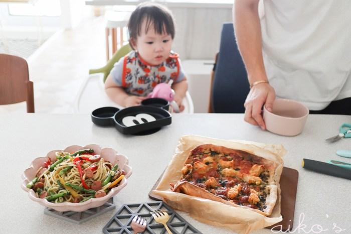 【異國料理】不失敗超簡單蒜辣蘆筍義大利麵、青醬義大利麵