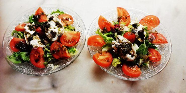 Salade feuilles de figuier