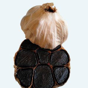 Bulbe d'ail noir frais (de 40 à 80 g)